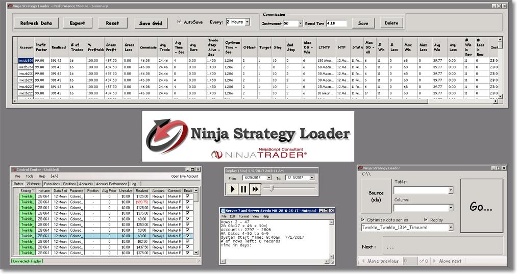 Custom Programming - NinjaTrader 7 | ninja strategy loader